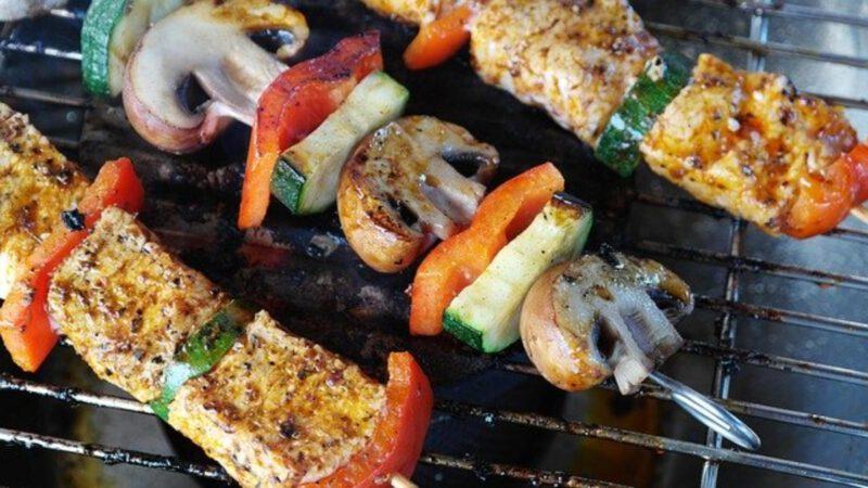 grill bez mięsa